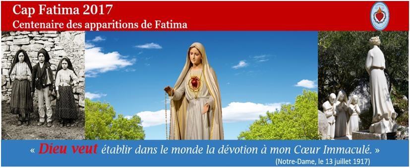 CAP FATIMA – Lettre de liaison n° 103 (30 janvier 2020) – Centre Romand de  l'Apostolat Mondial de Fatima