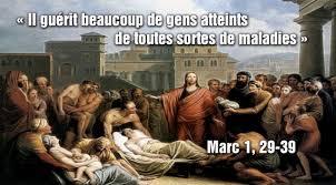 """Résultat de recherche d'images pour """"Marc 1,29-39"""""""