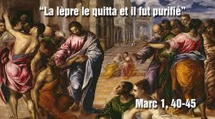 """Résultat de recherche d'images pour """"Marc 1,40-45"""""""