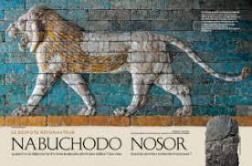 Nabucodonosor détruit le Royaume de Juda - Diocèse de Cayenne