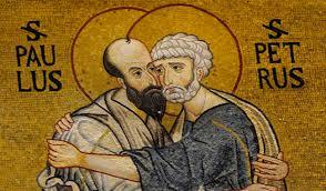 Pourquoi saint Pierre et saint Paul sont-ils fêtés ensemble ?