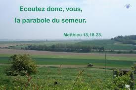 Commentaire de Matthieu 13,18.23