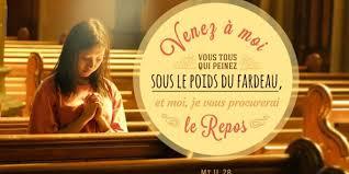 Homélie du 9 juillet 2017 – Saint Matthieu 11, 25-30 – PAROISSES ...