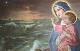 Avec saint Bernard de Clairvaux, regardez Marie !