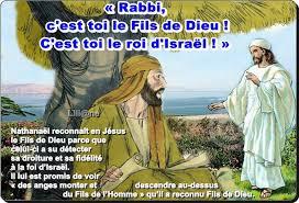 Rabbi, c'est toi le Fils de Dieu !