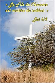 Commentaire de Luc 6,1-5