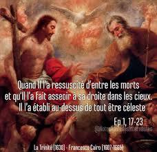 DEUXIÈME LECTURE de la Messe du 21 mai -... - Notre Dame des Internautes |  Facebook