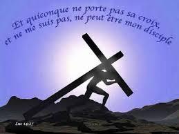 prière *Luc 14:25-33* Jésus nous amène... - Paroisse Saint Albert Le Grand  de Tamdja | Facebook