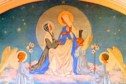 Vénérable Henri-Marie Boudon, Archidiacre du Diocèse d'Evreux: Sainte Catherine  Labouré et Notre Dame de la Médaille miraculeuse