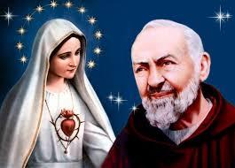PRIERE A L'IMMACULEE CONCEPTION DE SAINT PADRE PIO – Centre Romand de  l'Apostolat Mondial de Fatima