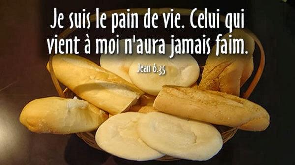 Blog Luthérien du Poitou: Je suis...le pain de vie (Jean 6:25)